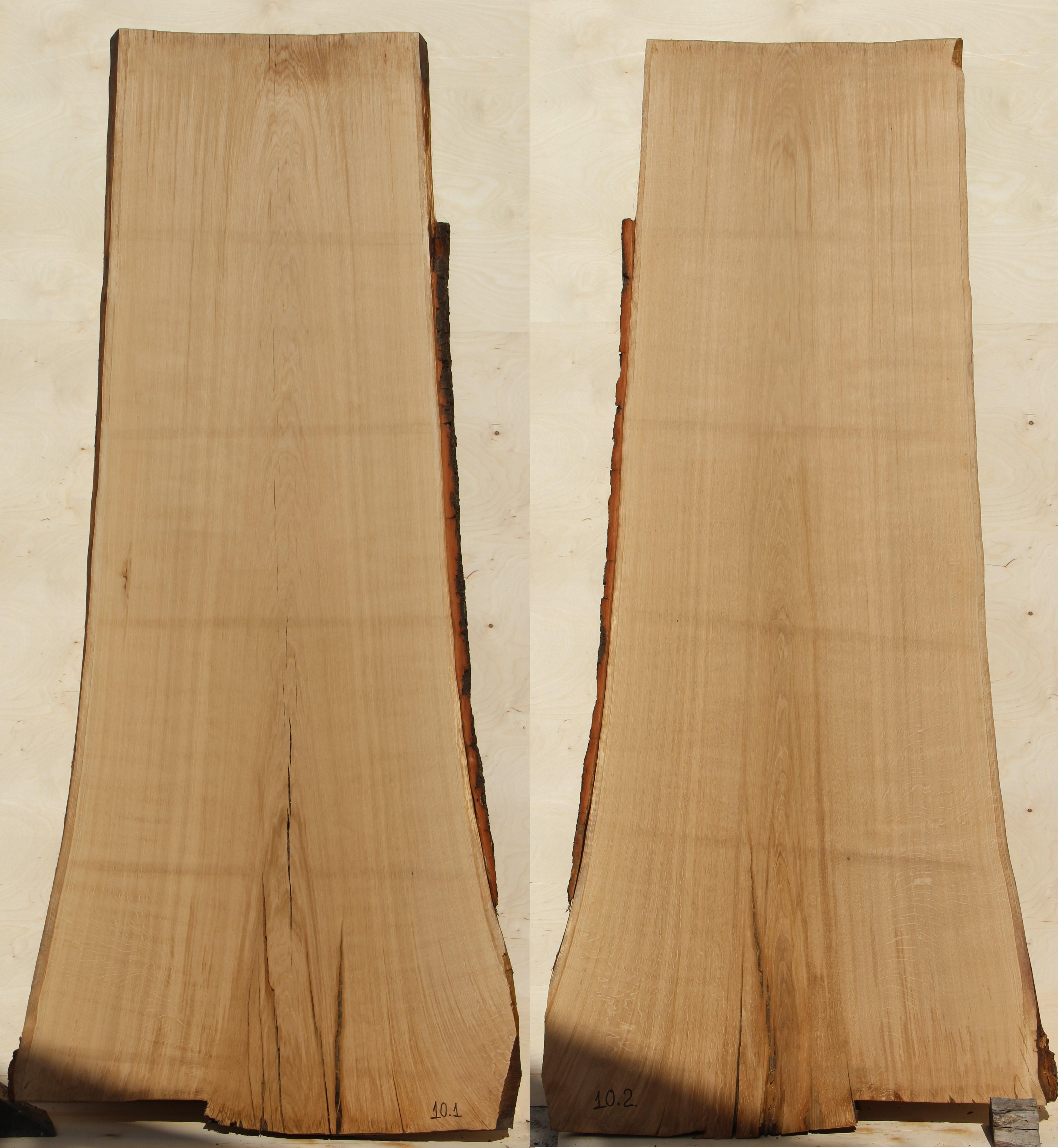 Слэбы (спилы) из Кавказского дуба под заказ 10