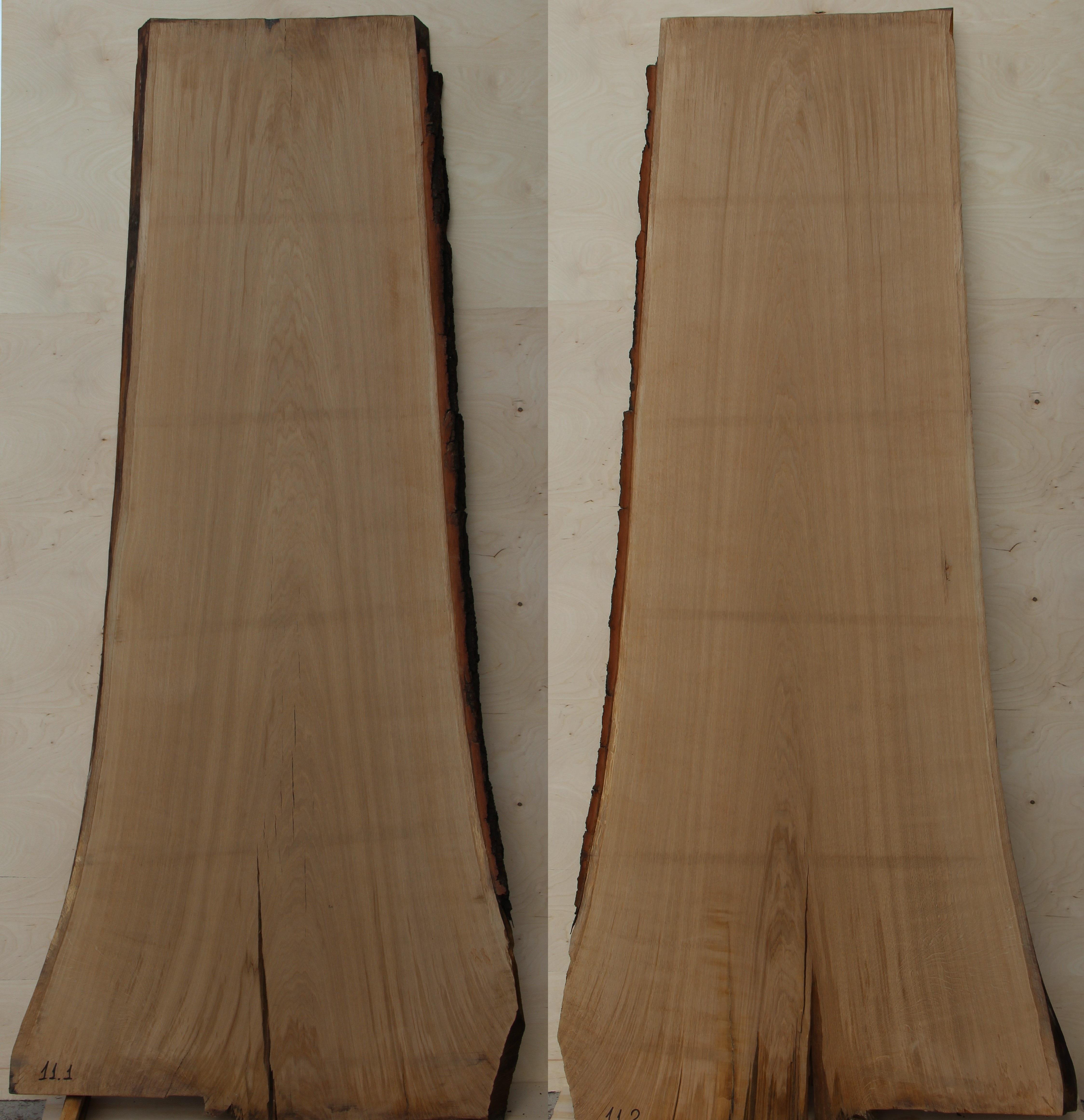 Слэбы (спилы) из Кавказского дуба под заказ 11